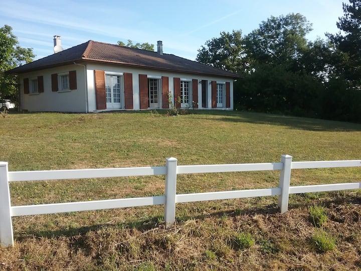 Location maison « années 70 », La Caillère-Vendée