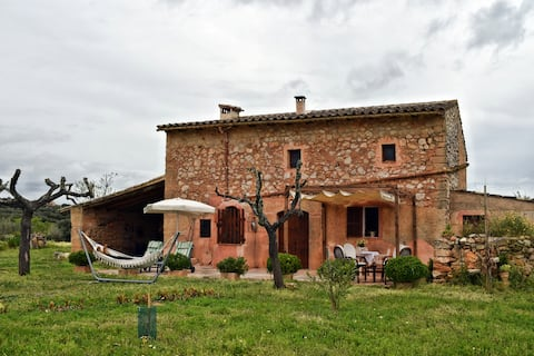 Sa Riba, Country house in Mallorca