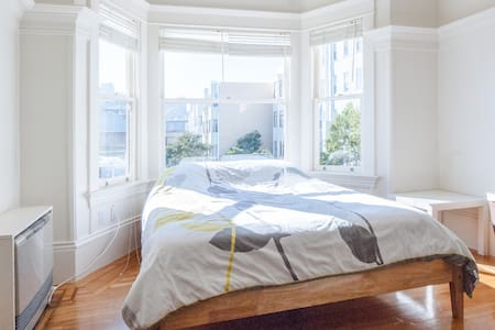 The city at your doorstep - San Francisco - Apartment
