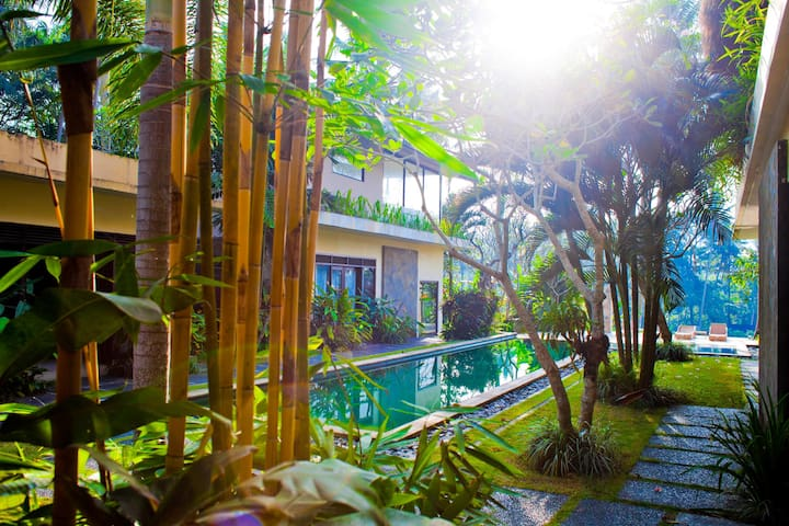 The Great Villa Roulette! - Ubud - Flat