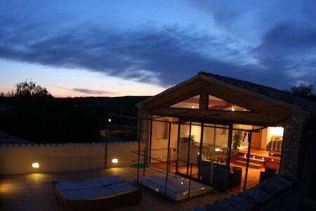 Loft Solarium , piscine intérieure