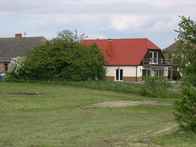 Landhaus Zolkendorf EG - Zolkendorf - Byt
