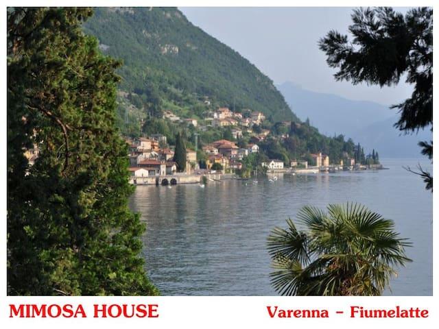 MIMOSA HOUSE Varenna Flats - Fiumelatte - Flat