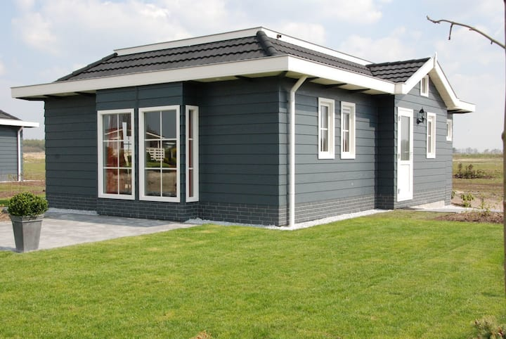 Type B Comfort 6 persoons chalet