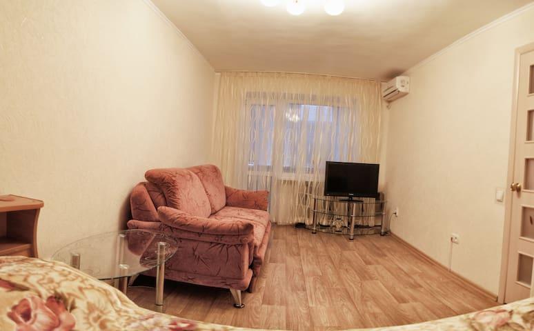 Квартира с хорошим ремонтом в центр - Luhansk - Apartamento