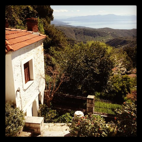 Traditional house in Milies/Pelion - Μηλιές - House