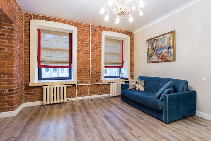 Awesome Smart Flat at Hermitage & Historic City