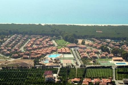 Villa con giardino in residence privato - Pizzo - - Contrada Difesa I - Villa