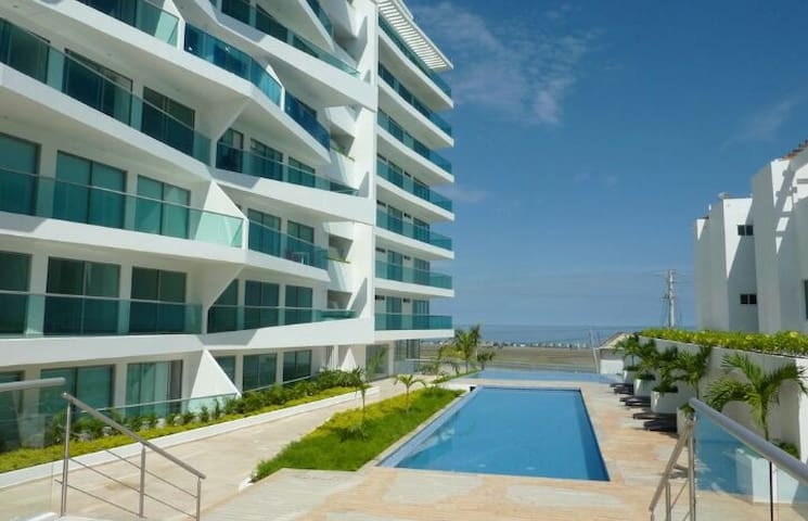 Apartamento las americas - La Boquilla - Квартира