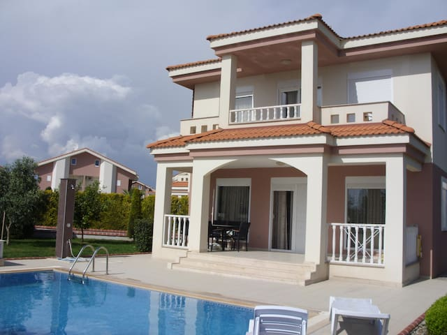 Luxury Villa near Side with Pool - Side - Vila