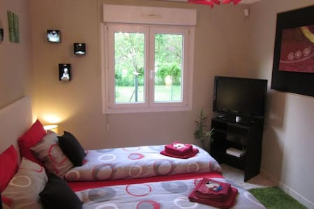 Au Bon Repos - Muttersholtz - Bed & Breakfast