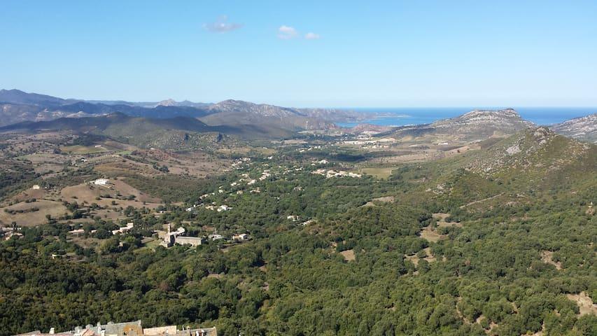 """""""Mare e Monte"""" Oletta Haute Corse"""