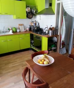 sunny room with privat balcony - Rotterdam