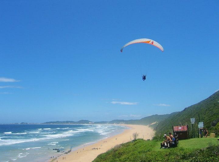Beautiful African Sea Breeze near the beach
