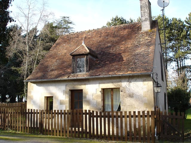 Cottage in a hotel and golf resort - Pouligny-Notre-Dame - House