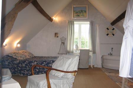 Chambre d'hôte Suite Menthe - Murs