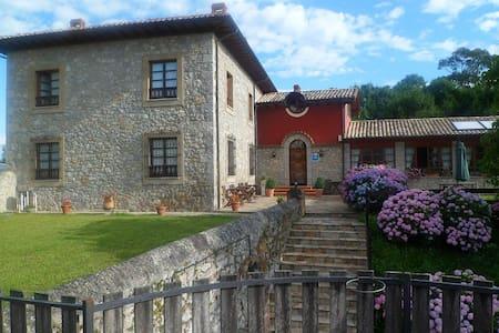Hotel Rural Ovio concejo de  LLanes