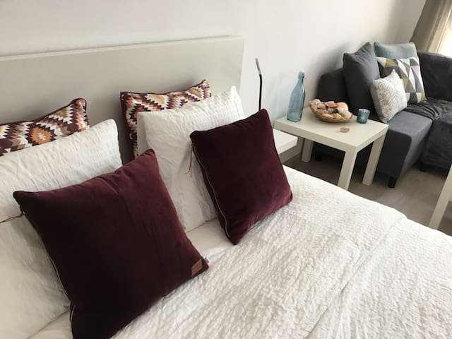 B21 apartment in Burgas, minutes from the beach