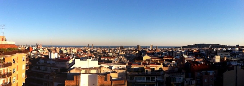 apartamento / mirador en zona alta - Barcelona - Leilighet