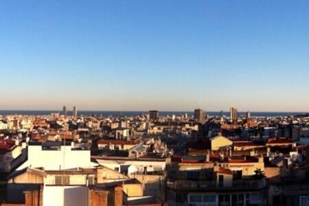 apartamento / mirador en zona alta - Barcelona - Apartment