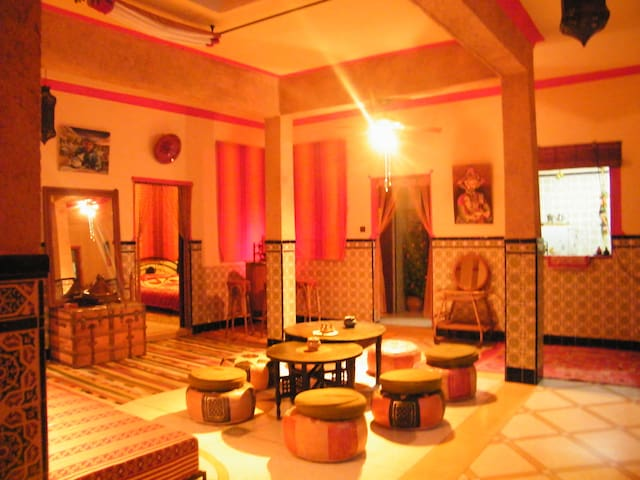 Riad dyafa a tamraght / taghazout - Tamraght - Dům