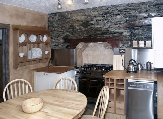 Holly Cottage - Bowness-on-Windermere - Dom wakacyjny