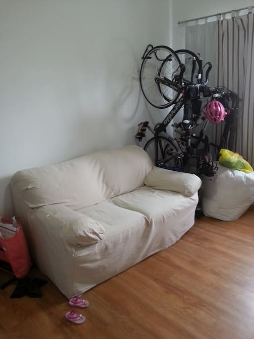 1 Bedroom - with an sofabed