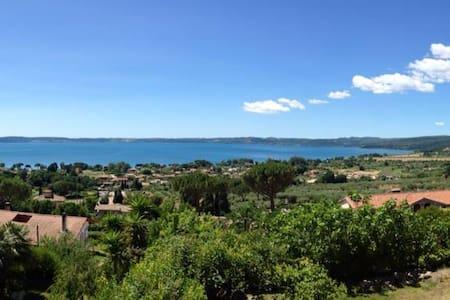Spectacular view of Bracciano lake! - Trevignano Romano
