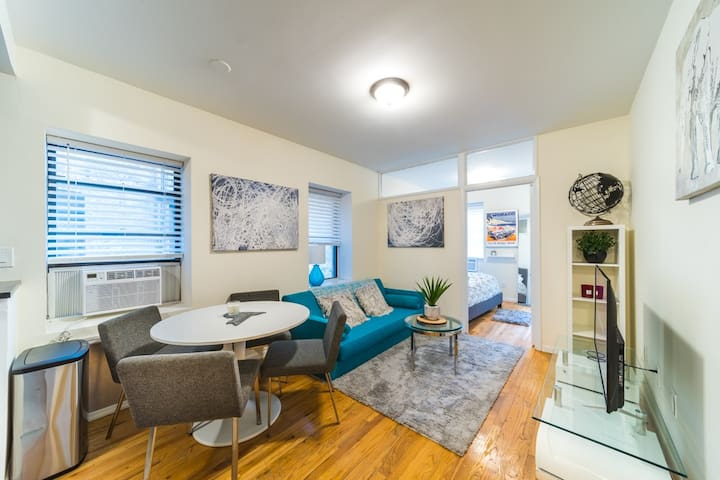 CLEANLovely 2 Beds ❤️by Central Park + Broadway