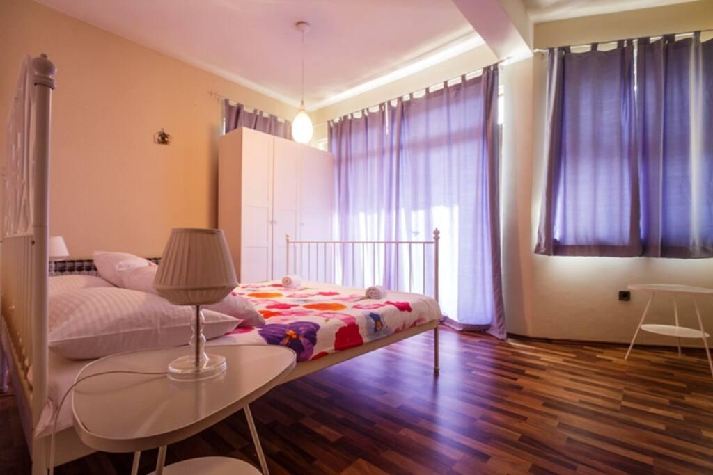 comfort bedroom