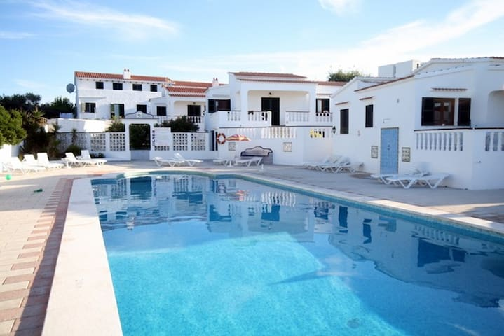 ARENAL D'EN CASTELL - SES CASETES - Balearic Islands - Apartment