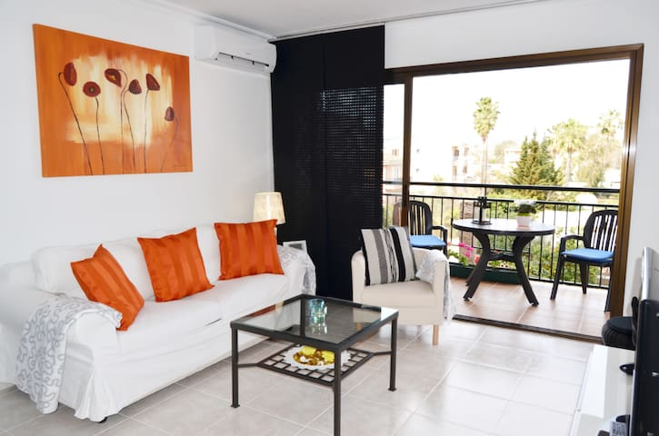 Apartment 50m from the beach - Alcúdia
