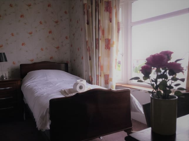 Comfortable rooms near Tralee town center