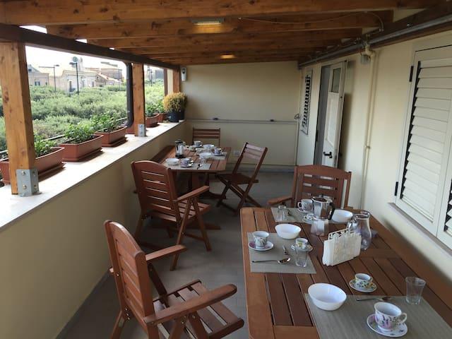 La Terrazza sul Borgo - Suite - Serracapriola - Wikt i opierunek