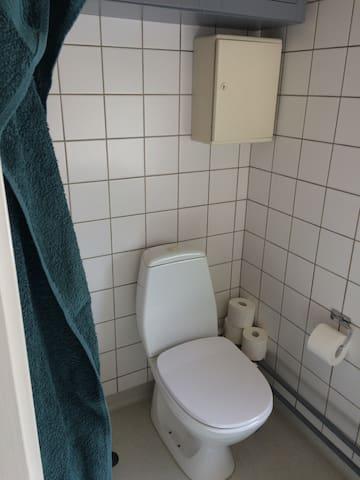 hyggeligt værelse i roligt kvarter - Tønder - บ้าน