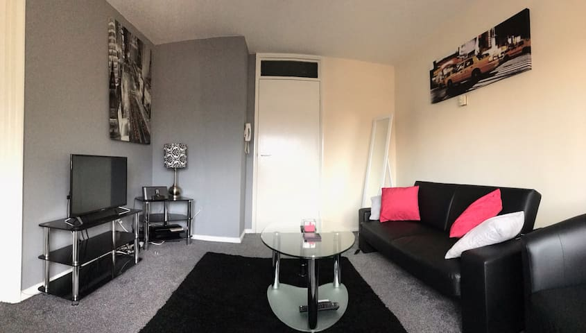 Amazing Views, 5 Min Walk to City Centre/Station - Sheffield - Leilighet