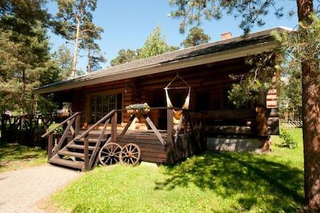 Cabin House  - Uulu - Ház