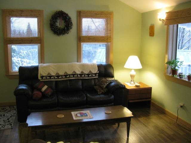 Carmel  Loft near Jay Peak - Westfield - Apartment