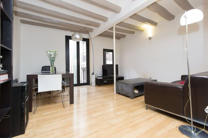 Beautiful flat in the Born - Barcelona - House