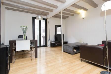 Beautiful flat in the Born - Barcelona