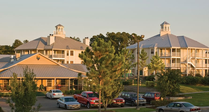 GOLD CROWN RESORT- ALL FOR Under $50/Night! - Conroe - Apartamento