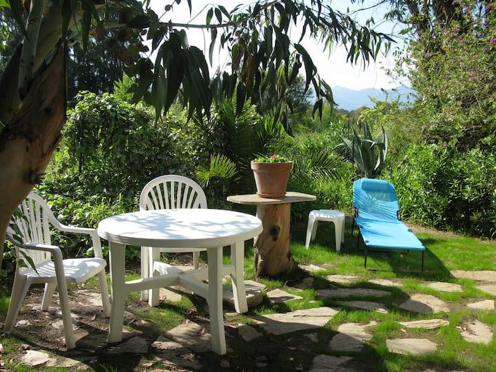 studio dans mini villa jumelée eucalyptus