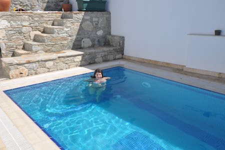 Stunning house with private pool - Selçuk