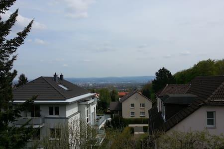 Zimmer mit Garten / Room with garden - Kassel