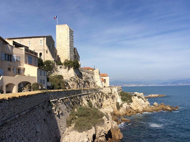 Excellent Apartment Centre of The Old Town Antibes