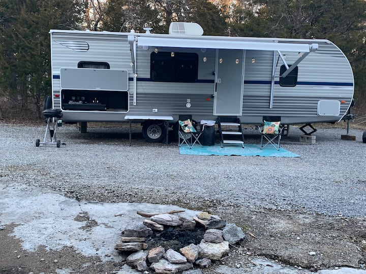 The Camper Glamper near Nashville