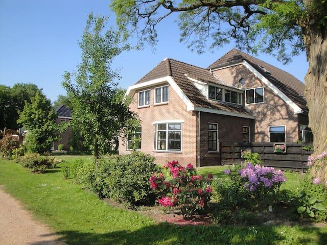 Erfgoed de Boemerang,luxe in natuur - Meppen - Apartment