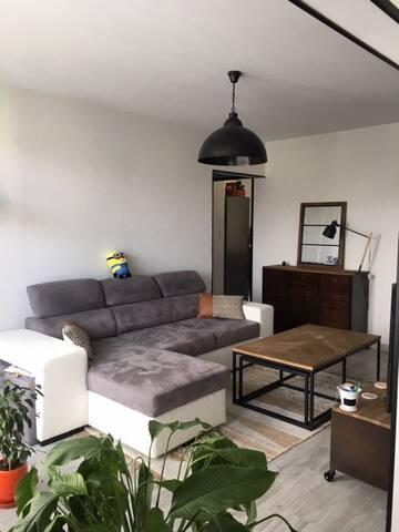 Appartement secteur Montjuzet à Clermont-Ferrand