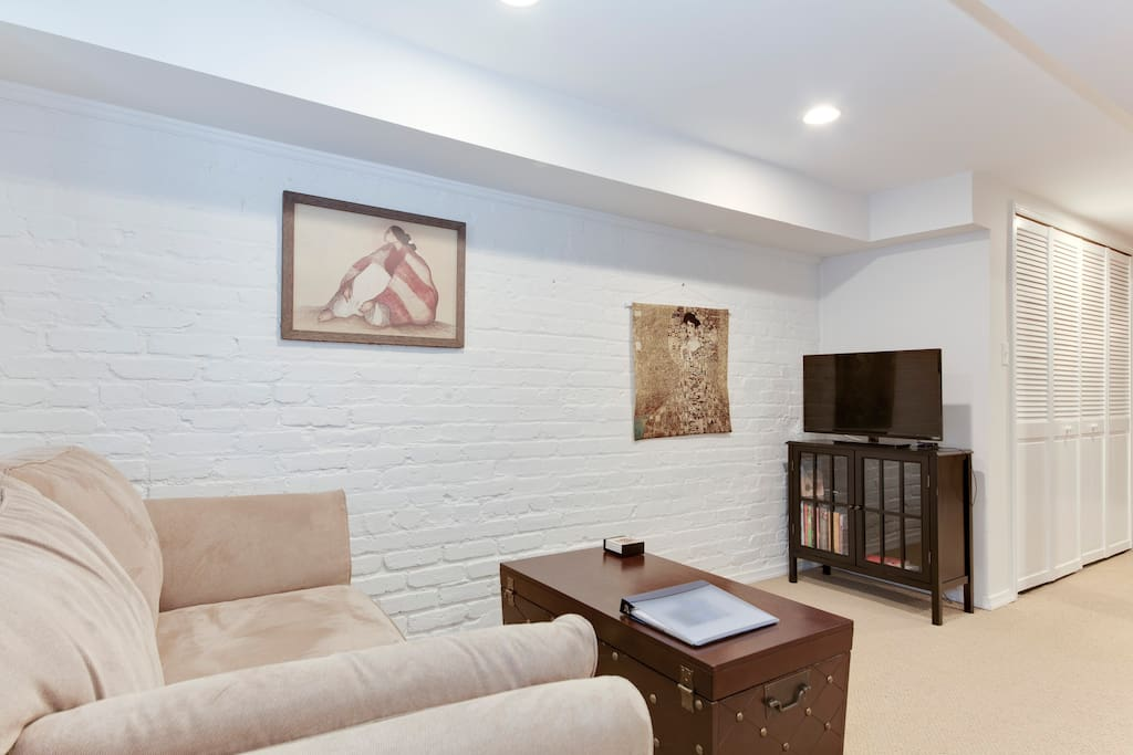 english basement in capitol hill dc apartments for rent