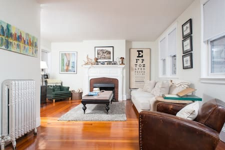 Beacon Street Getaway in Brookline!